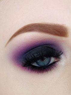 Nicola Kate Makeup: Gothic Glamour