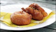 VETKOEK Baked Potato, Baking, Ethnic Recipes, Bakken, Backen, Baked Potatoes, Oven Potatoes, Sweets, Roasted Potatoes