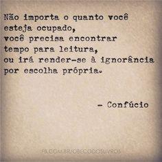 .Confúcio #BecoDosLivros