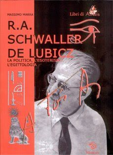"""René Adolphe Schwaller de Lubicz (1887 – 1961), born René Adolphe Schwaller in Alsace-Lorraine, was a French occultist and student of sacred geometry known for his 15-year study of the art and architecture of the Temple of Luxor in Egypt and his subsequent book The Temple In Man."" [Wikipedia] Russell Means, Tarot, Knowledge And Wisdom, Political Figures, New Age, Sacred Geometry, Art And Architecture, Archaeology, Spirituality"