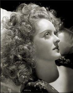 Bette Davis, my favorite. <3