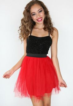 Shine On Tulle Dress, New Years outfit #shoppricelesscontest