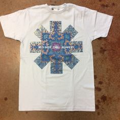 Red Hot Chili Peppers Kaleidoscope T-shirt