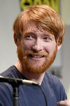 "Domhnall Gleeson as Bill Weasley | Here's What The Supporting Cast Of ""Harry Potter"" Looks Like Now"