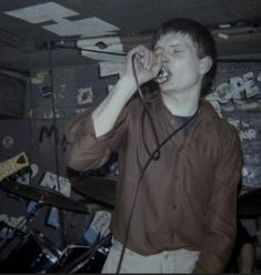 """""""Never seen these before, photos of Joy Division at their first London show, the Hope & Anchor, December 1978 Pics by Jonathan Crabb. Joy Division, Ian Curtis, Tyler Blackburn, Jamie Campbell Bower, British People, Daniel Gillies, Travel Humor, Evan Peters, Alternative Music"""