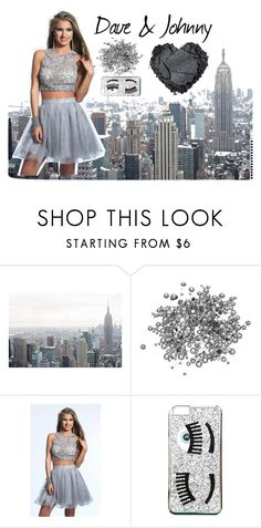 """Dave & Johnny: city girl dress"" by daveandjohnny212 on Polyvore featuring Dave and Johnny and Chiara Ferragni"
