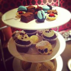 Chocoholics Afternoon Tea at Flemings