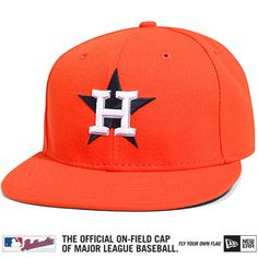 Houston Astros 2013 Authentic Collection On-Field 59FIFTY Alternate Cap - MLB.com Shop