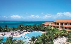 hotel Sol Rio de Luna y Mares. Located in Holguin, this beautiful resort sits right on the reef. Can't wait to go here in 16 days !!