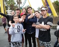 NEW MAGCON :D Except for...(only Magcon girls would understand)