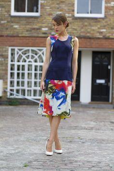 Wearing new season now at http://www.ella-lapetiteanglaise.com #ootd