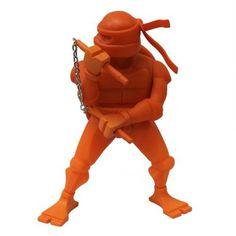 Teenage Mutant Ninja Turtles Michelangelo Medium Vinyl Figure