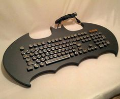 Keyboard for the Batcomputer
