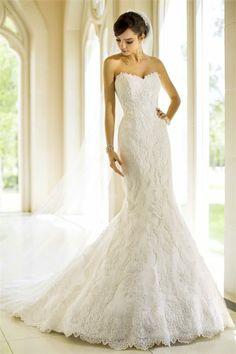 Wedding Dresses by Stella York