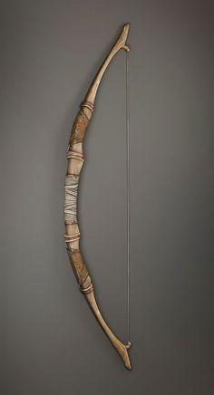 wood long Bow