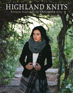 Inspired by Outlander - Highland Knits eBook