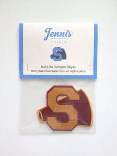 Buffy the Vampire Slayer Sunnydale Cheerleader by JennisPrints, $12.00