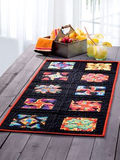 Pieced Table Topper