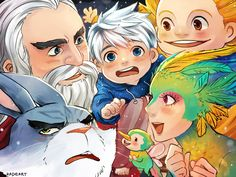 Rise of the Guardians - toddler!Jack Frost. I CAN'T EVEN BEING TO PUT IT INTO WORDS OF HOW ADORABLE THIS IS.