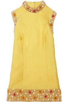 One Vintage|Bianna dress|NET-A-PORTER.COM - StyleSays