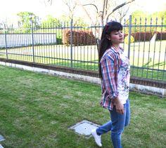#VoguePillsFashion, alias #NylaC con la tshirt #LollyStar