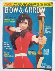 1969 archery magazine.