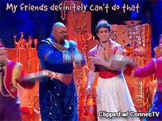 """The cast of Aladdin on Broadway performs """"Friend Like Me"""" on the 2014 Tony Awards #connectv"""