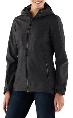 REI Urban Hooded Soft-Shell Jacket - Women's