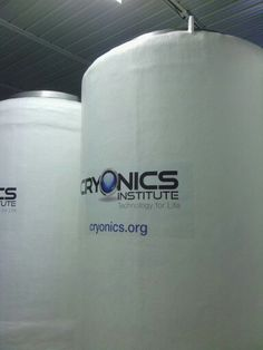 Cryonics Institute and Alcor  Cryogenics