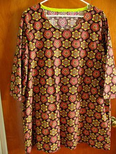 kaleidoscope dress - 100 acts of sewing