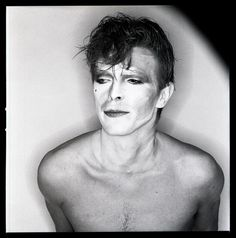 David Bowie for Scary Monster and Super Creeps by Brian Duffy, 1980