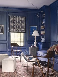 Love a blue room