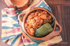 Week of 10/31/17 WHOLE30 - SO GOOD! Go light on the chipotle pepper / no jalapeno Sunday Slow Cooker: Turkey Picadillo
