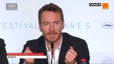 "Cannes 2015: Michael Fassbender: ""Marion Cotillard is the best actress in the business"""