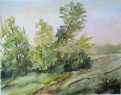 Acuarela. Watercolor.