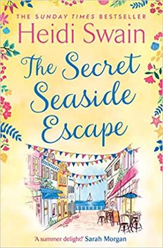 Good books come to those who read: Book Review - The Secret Seaside Escape by Heidi S... Book Review Blogs, Book Recommendations, Got Books, Books To Read, The Sunday Times, Book Organization, Mystery Novels, Inspirational Books, Romance Novels