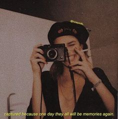 Collecting old video camera is basically a entertaining way to obtain information about history and images. Whereas quite a few people are advancement to actually digital, movie surveillance cameras are not the right age to consider vintage Aesthetic Words, Aesthetic Vintage, Aesthetic Pictures, Aesthetic Captions, Aesthetic Drawing, Aesthetic Clothes, Tumblr Quotes, 90s Quotes, Qoutes