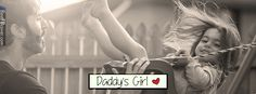 Daddy Girl Facebook Cover