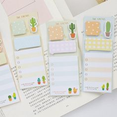 Creative Japanese-style Notebook Writing Memo Pad Office Girl School Supplies Scrapbook Stickers Kids Stationery Note Page Flags Clear-Cut Texture Notebooks & Writing Pads Memo Pads