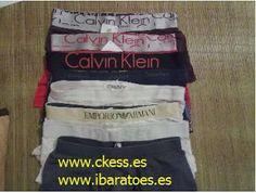 Calvin Klein Bras, bragas y calzoncillos: ventaderopainteriordelamarca – calzoncillos ck bar...