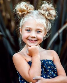 102 Awesome Kids Hairstyles You Have to Try Out on Your Kids Baby Hair Style baby girl hair style Cute Hairstyles For Kids, Cute Girls Hairstyles, Pretty Hairstyles, Braided Hairstyles, Halloween Hairstyles, Hairstyle For Kids, Wedding Hairstyles, Easy Little Girl Hairstyles, Teenage Hairstyles