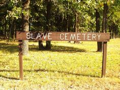 Round Rock Old Slave Cemetery Williamson County Texas