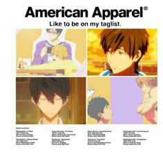 """Comment for a special. ♡ (DON'T LIKE IF YOU DONT WANNA BE TAGGED)"" by iwatobi-swim-club ❤ liked on Polyvore featuring art and leilanistags"