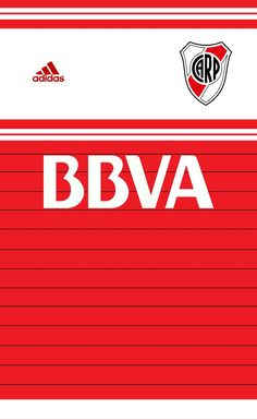 CA River Plate of Buenos Aires wallpaper. Soccer Kits, Football Kits, Football Wallpaper, Grande, Design, Sports Uniforms, Football Jerseys, Hs Sports, Amor