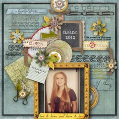 Everything from ViVa Artistry: Things I (Shoulda) Learned Kit and Alpha
