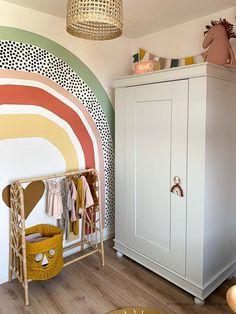 Baby Bedroom, Baby Room Decor, Girls Bedroom, Montessori Toddler Rooms, Boy And Girl Shared Room, Ideas Habitaciones, Diy Furniture Renovation, Cool Kids Rooms, Bedroom Murals