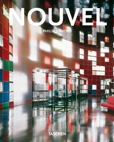 Jean Nouvel Philip Jodidio Softcover with flaps, 7.3 x 9.1 in., 96 pages $ 9.99