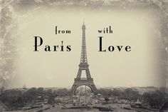 what do you think about paris?