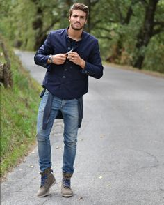 Men Fashion Blogger Male fashion blogger