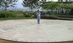 The Labyrinth    Labyrinths are a kind of archetypal design that have been in existence for hundreds of years as part of mystical and religious traditions and cultures throughout the world. Walk the labyrinth at Peace Awareness Labyrinth and Gardens and find inner peace and relaxation.